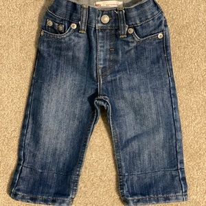 Baby Levi's Jeans in size 3-6 months